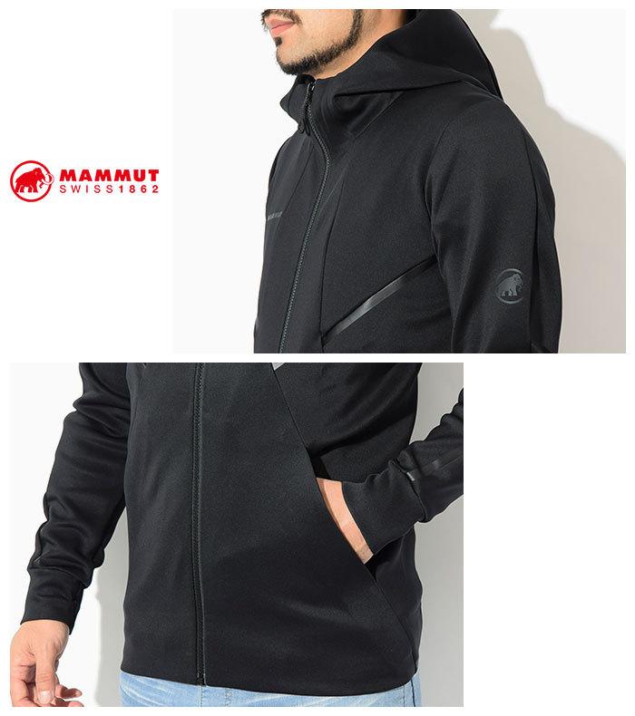 MAMMUTマムートのジャケット Avers ML Hooded04