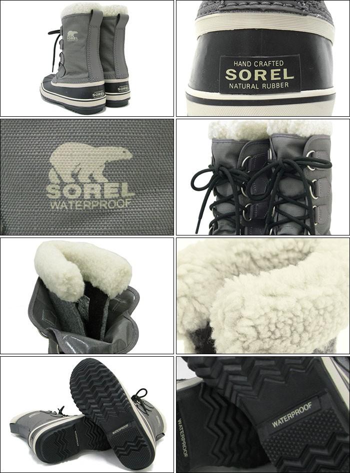 SORELソレルのブーツ WINTER CARNIVAL02