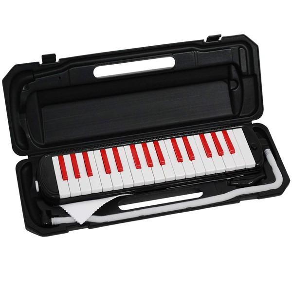 鍵盤ハーモニカ 32鍵盤 ハーモニカ カラフル 子供 入学祝 MELODY PIANO キーボード P3001-32K ichibankanshop 23