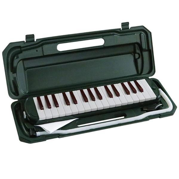 鍵盤ハーモニカ 32鍵盤 ハーモニカ カラフル 子供 入学祝 MELODY PIANO キーボード P3001-32K ichibankanshop 24