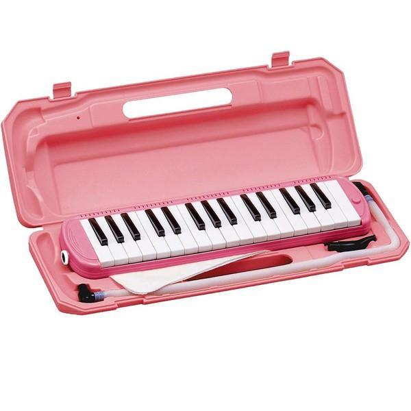 鍵盤ハーモニカ 32鍵盤 ハーモニカ カラフル 子供 入学祝 MELODY PIANO キーボード P3001-32K ichibankanshop 11