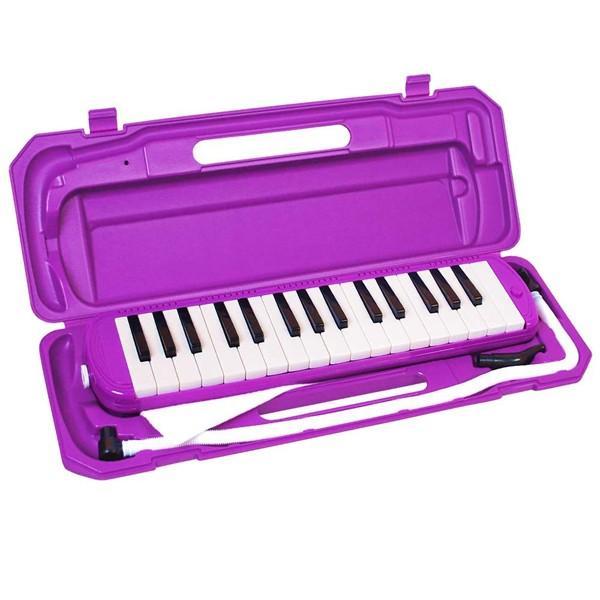 鍵盤ハーモニカ 32鍵盤 ハーモニカ カラフル 子供 入学祝 MELODY PIANO キーボード P3001-32K ichibankanshop 13