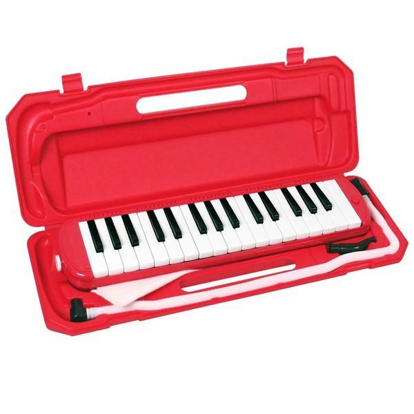 鍵盤ハーモニカ 32鍵盤 ハーモニカ カラフル 子供 入学祝 MELODY PIANO キーボード P3001-32K ichibankanshop 14