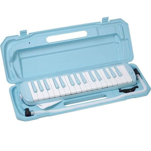 鍵盤ハーモニカ 32鍵盤 ハーモニカ カラフル 子供 入学祝 MELODY PIANO キーボード P3001-32K ichibankanshop 17