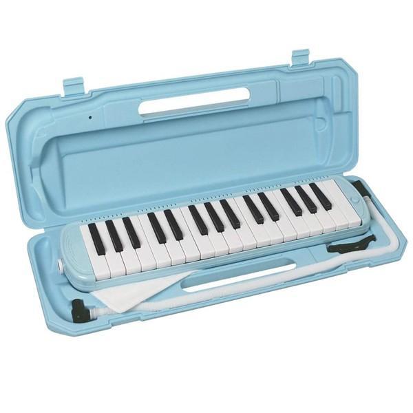 鍵盤ハーモニカ 32鍵盤 ハーモニカ カラフル 子供 入学祝 MELODY PIANO キーボード P3001-32K ichibankanshop 15