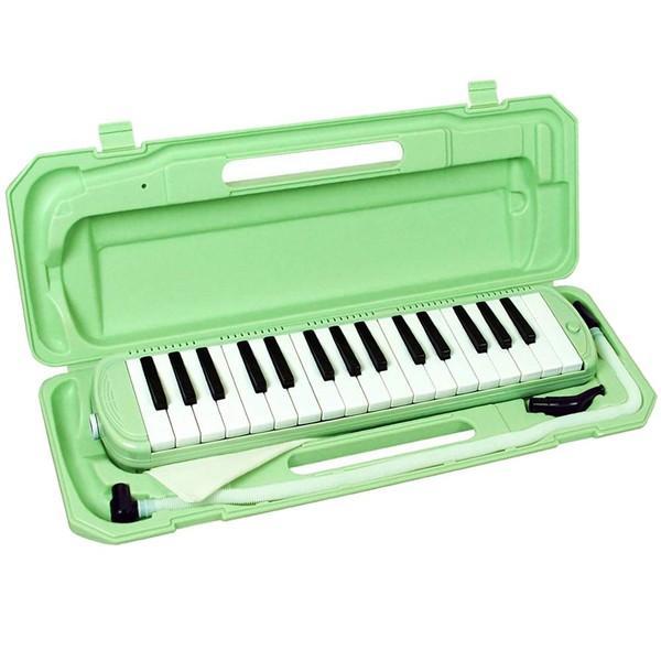 鍵盤ハーモニカ 32鍵盤 ハーモニカ カラフル 子供 入学祝 MELODY PIANO キーボード P3001-32K ichibankanshop 16