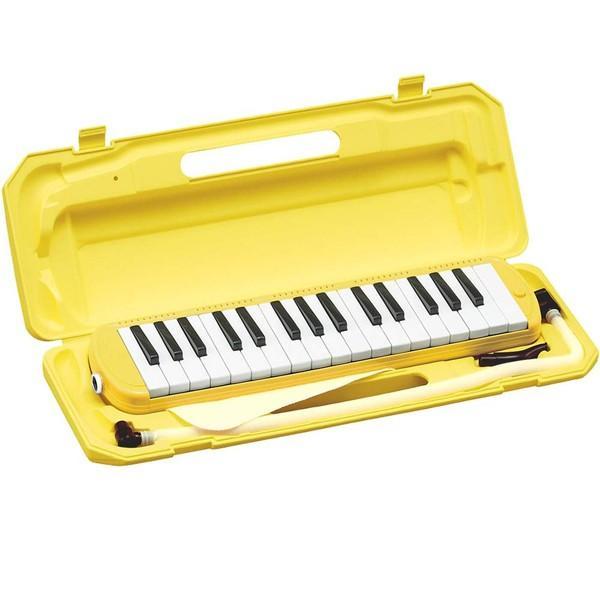鍵盤ハーモニカ 32鍵盤 ハーモニカ カラフル 子供 入学祝 MELODY PIANO キーボード P3001-32K ichibankanshop 09