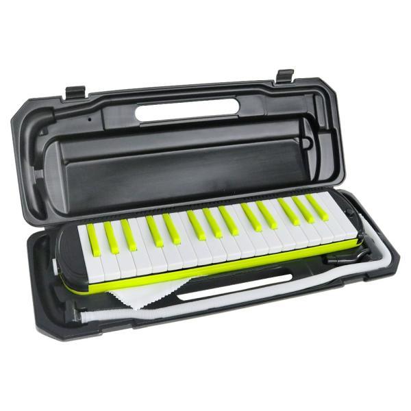 鍵盤ハーモニカ 32鍵盤 ハーモニカ カラフル 子供 入学祝 MELODY PIANO キーボード P3001-32K ichibankanshop 25