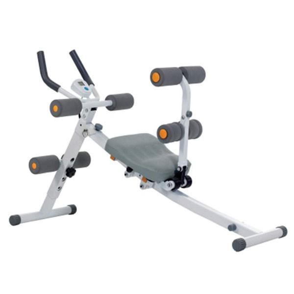 腹筋 トレーニング 器具 エクササイズ ダイエット 筋トレ 器具 家庭用 二の腕 ながら運動 スライド式 自宅用 シットアップマシン|ichibankanshop|12