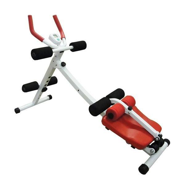 腹筋 トレーニング 器具 エクササイズ ダイエット 筋トレ 器具 家庭用 二の腕 ながら運動 スライド式 自宅用 シットアップマシン|ichibankanshop|13