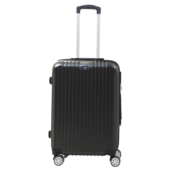 スーツケース キャリーバッグ Mサイズ  軽い 軽量 おしゃれ  容量 63L 3〜5泊 Sunruck TSAロック付 4輪 ファスナータイプ SR-BLT028|ichibankanshop|13