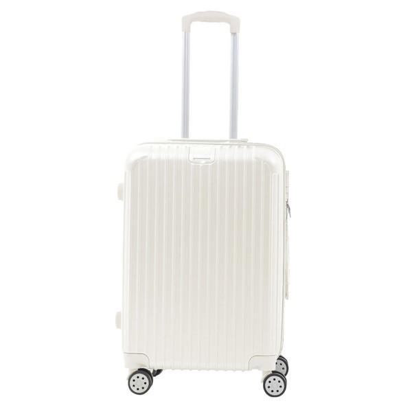 スーツケース キャリーバッグ Mサイズ  軽い 軽量 おしゃれ  容量 63L 3〜5泊 Sunruck TSAロック付 4輪 ファスナータイプ SR-BLT028|ichibankanshop|18