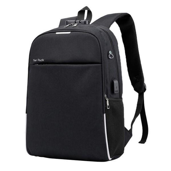 リュック 通勤用 通学用 大容量 バックパック 撥水 軽い メンズ レディース A4 おしゃれ バッグ シンプル 多機能 16L 防犯 USB カジュアル アウトドア|ichibankanshop|16