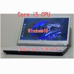 豪華装備 NEC Lavieノートパソコン