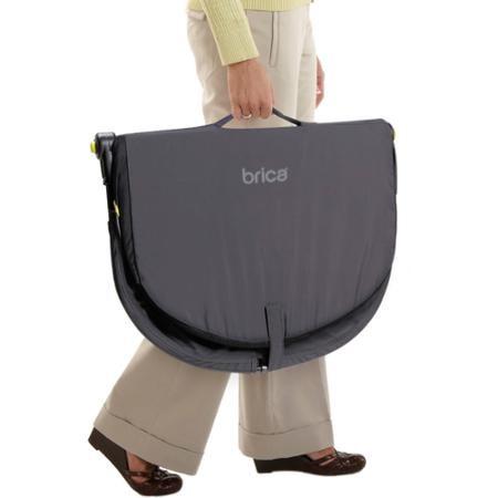 人気!ブリカ携帯バシネットお出かけ旅行用