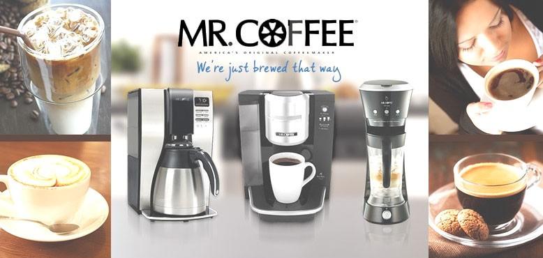 ミスターコーヒー Mr. Coffee 全米での定番コーヒーメーカー コーヒーフィルター