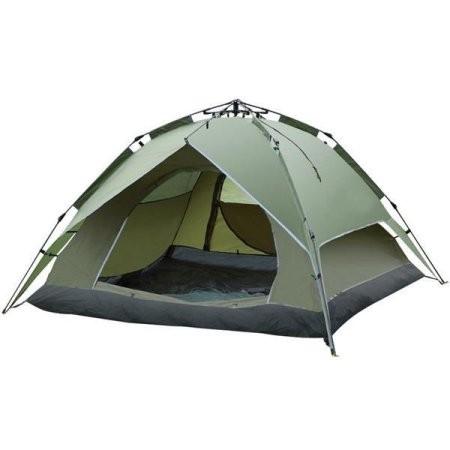 3,4人用 輸入 インスタント キャンプ ドーム テント