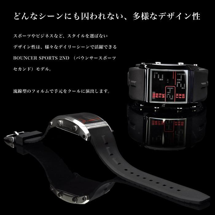 メンズ腕時計BOUNCER 2nd(バウンサーセカンド)