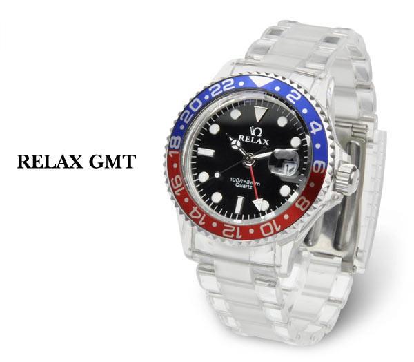 dd7128d8d1 RELAX腕時計 リラックスGMT :r-0304:腕時計&雑貨 イデアル - 通販 ...