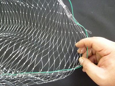 透明 鳩よけネット(2.5mx8m)