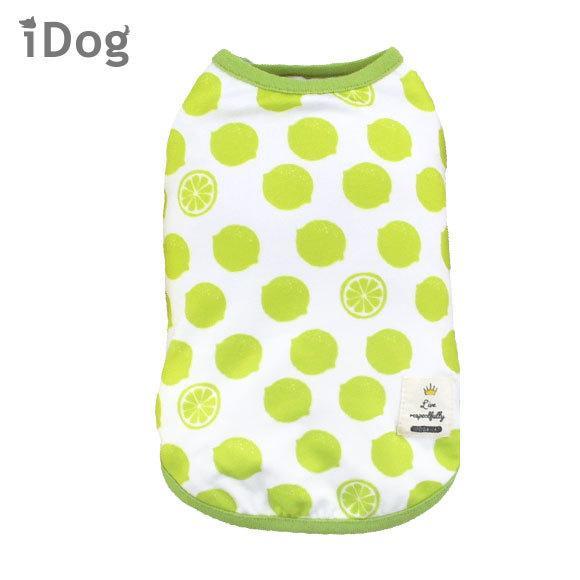 犬 服 セールiDog COOL Chill レモンタンク 接触冷感 メール便OK 夏 犬の洋服 犬服 ペット服 プードル チワワ ダックス|idog|22