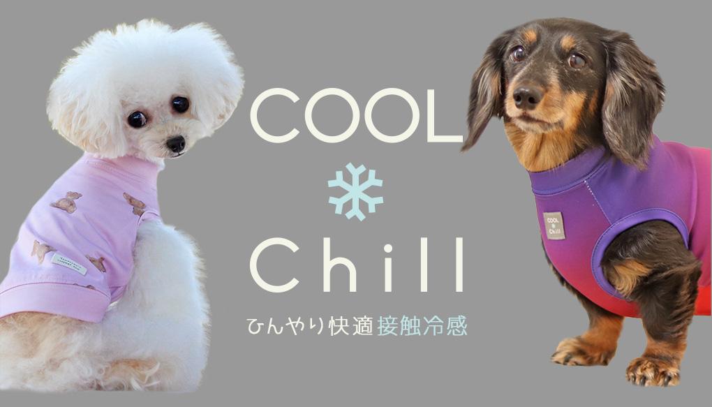 接触冷感・抗菌・消臭COOL Chillウェア