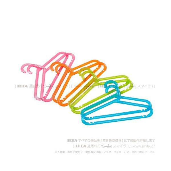 BAGIS 子供用コートハンガー / 8 ピース