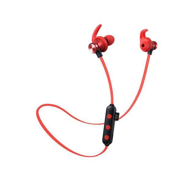 ワイヤレスイヤホン Bluetooth4.2 イヤホン スポーツ ランニング TF無線 イヤホン マグネット 両耳 防水 防塵 防汗 人間工学設計|igenso|15
