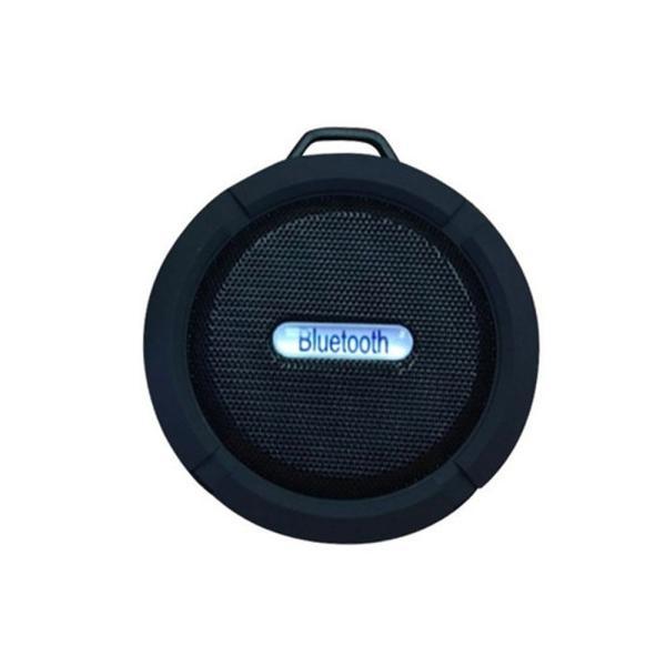 ポータブル防水屋外 ワイヤレス Bluetoothスピーカー C6 Suctingコンピュータの携帯電話のスピーカーサポートTFカード|igenso|13