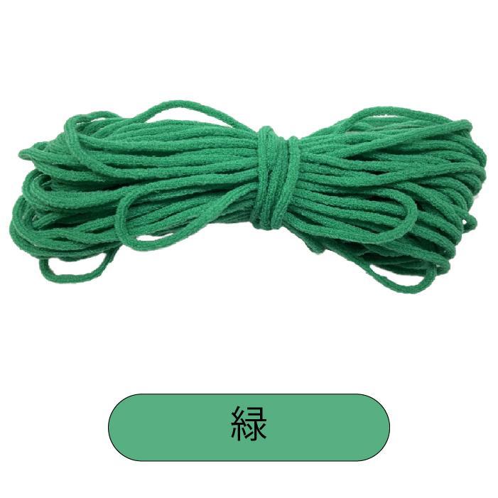マスク用ゴム 単色 約2mm〜3mm 約10m|iguchi-co-ltd|23