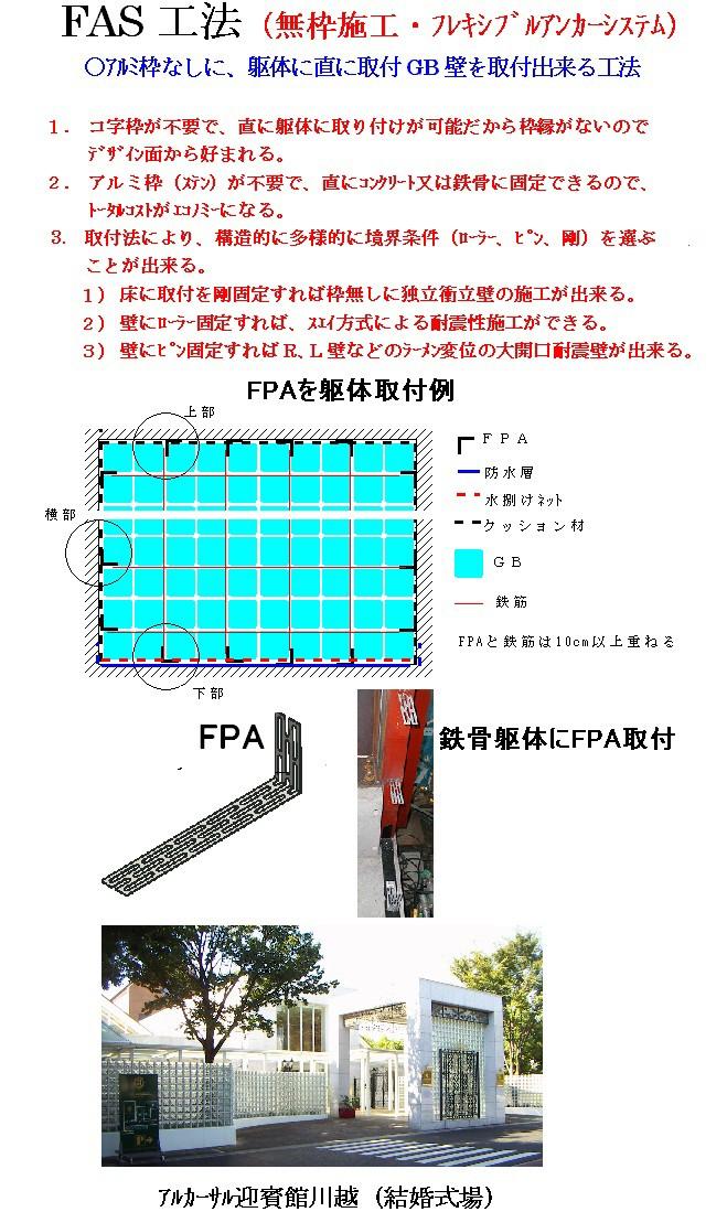 FAS工法