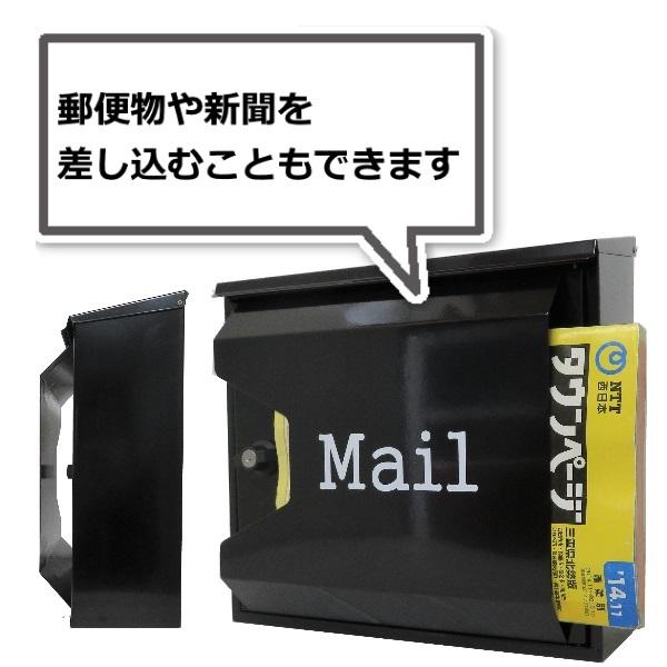 お洒落な郵便ポスト共通説明画像