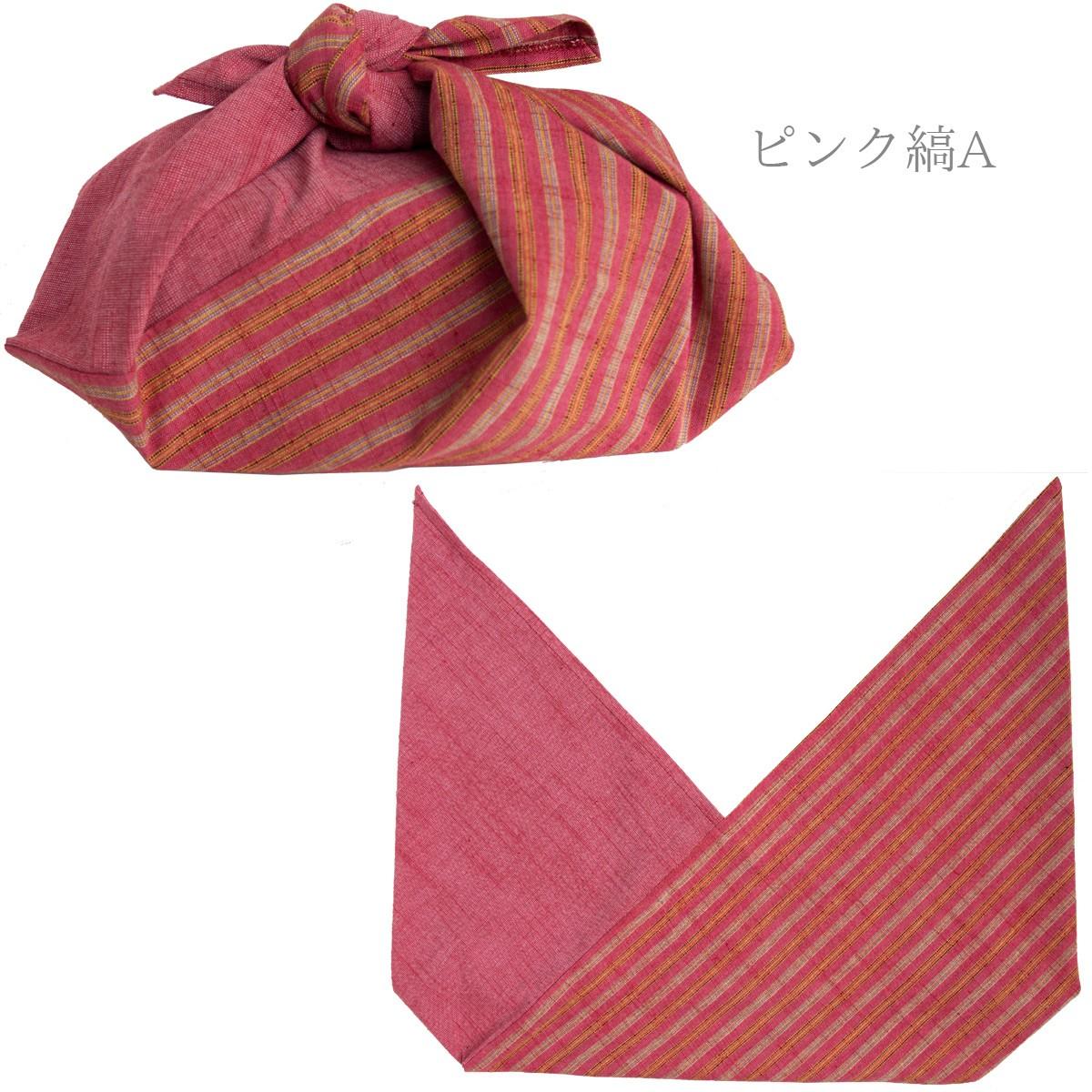 ピンク縞A