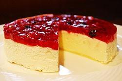グーテ・ド・ママン ベリーベリーレアチーズケーキ