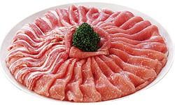 「肉の石川」 相模豚しゃぶしゃぶ