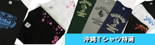 沖縄Tシャツ特選