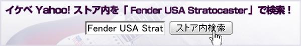 Fender USA Stratocasterを検索!
