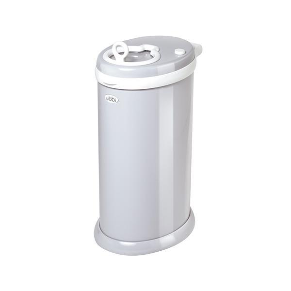 おむつペール おしゃれ おむつ処理ポット 大容量 45リットル おむつ用ゴミ箱 Ubbi ウッビィ インテリア オムツ ペール|ilovebaby|12