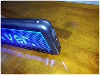 miniLEDボード LED省エネ電光看板 サインLED