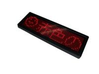 赤LED led小型電光表示器 電光掲示板 デジタルサイネージ