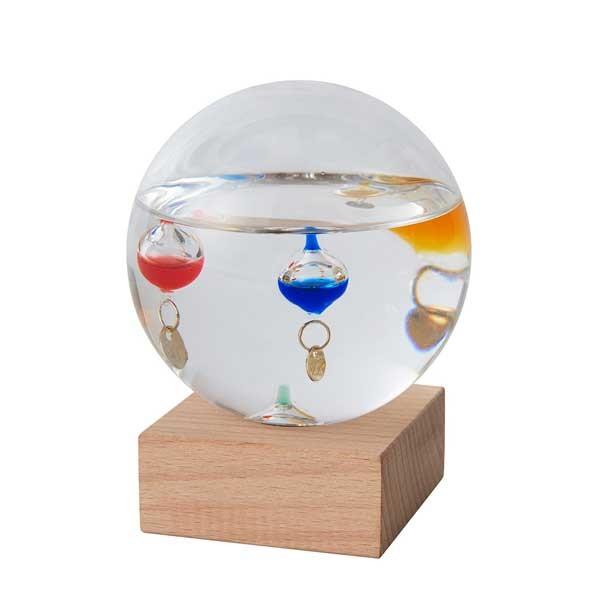 ドーム型ガリレオ温度計S