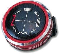 腕時計に後付けするコンパスのレッド