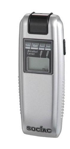 高精度アルコール検知器