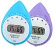 温湿度計つき携帯型熱中症計6973