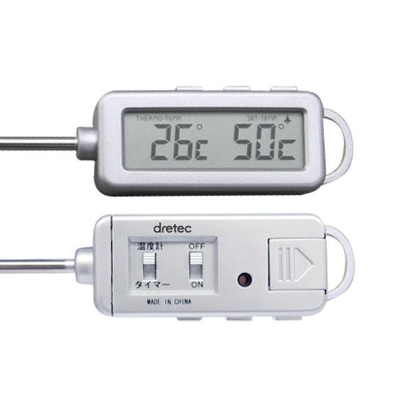 クッキング温度計O-276の本体部分
