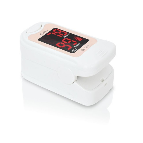 【医療機器】パルスオキシメータ OX-200 クリップ 成人 〒郵送可¥320 imanando 11