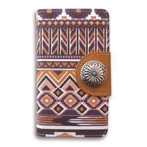 SC-02K SCV38 Galaxy S9 コンチョ付き エスニック 手帳型ケース ギャラクシー s9 sc02k scv38 galaxys9 ケース カバー スマホケース 手帳型 携帯ケース import-ange 21