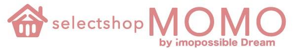 セレクトショップMOMO ロゴ