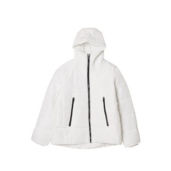 ダウンジャケット 中綿ジャケット メンズ フードジャケット ボリュームネック 軽量 防寒 ジャンパー ジャンバー メンズファッション インプローブス improves|improves|18