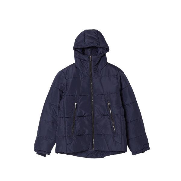 ダウンジャケット 中綿ジャケット メンズ フードジャケット ボリュームネック 軽量 防寒 ジャンパー ジャンバー メンズファッション インプローブス improves|improves|22